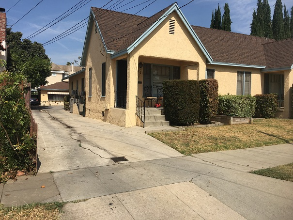 121 N. Bushnell Ave, Alhambra 4 units #2